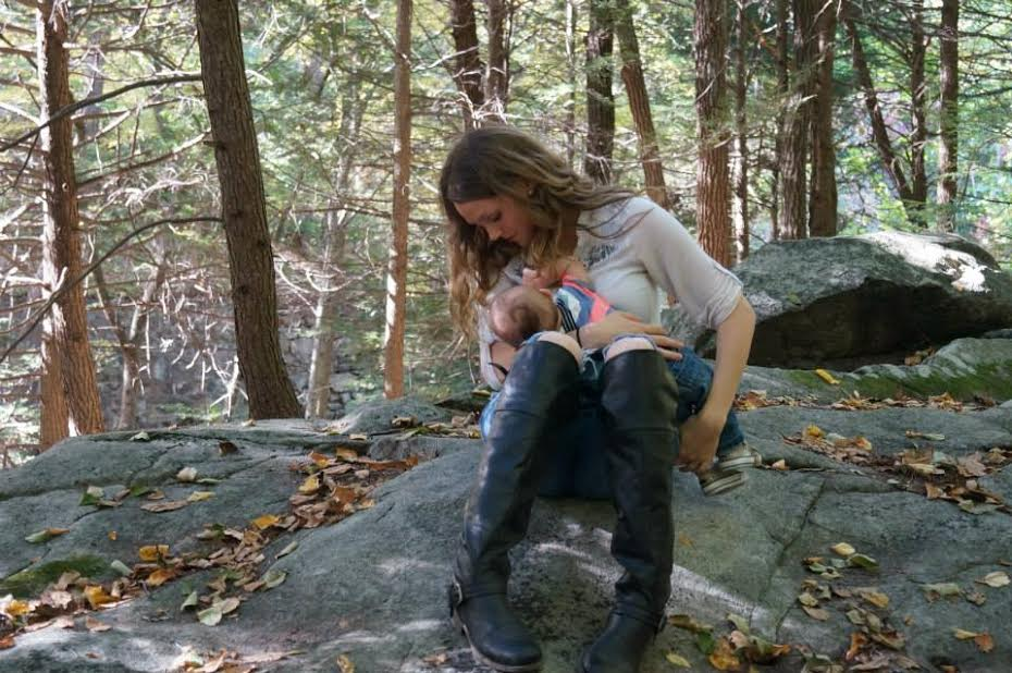 On Breasts A Guest Post By Badass Melody Breastfeeding